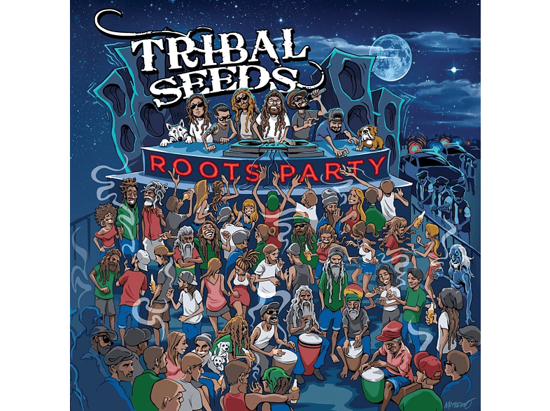 Tribal Seeds - ROOTS PARTY [Vinyl]