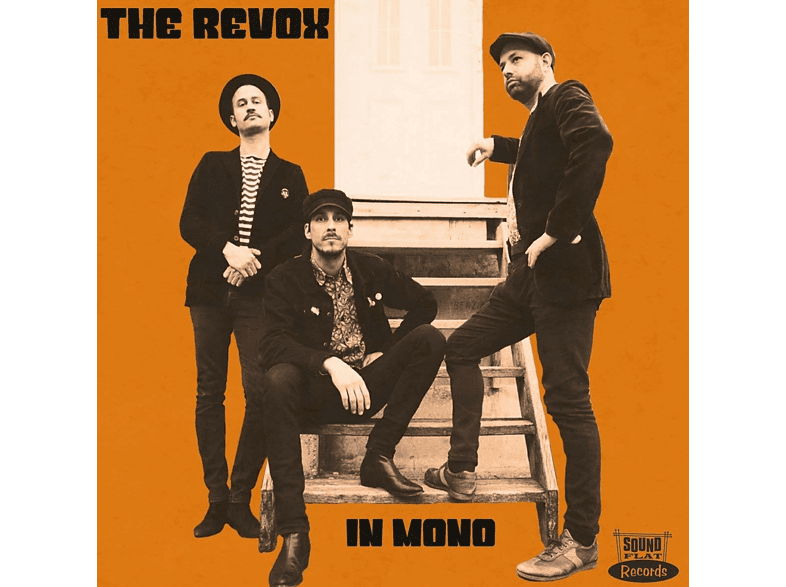 Revox - IN MONO [Vinyl]