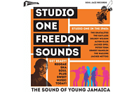 VARIOUS - Studio One Freedom Sounds (Studio One In The 1960s) [LP + Download]