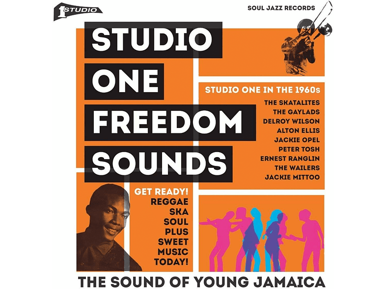 VARIOUS - Studio One Freedom Sounds [CD]