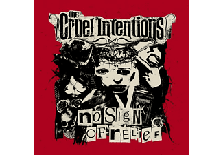 The Cruel Intention - No Sign Of Relief  - (CD)