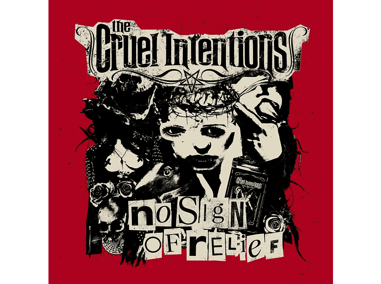 The Cruel Intention - No Sign Of Relief [CD]