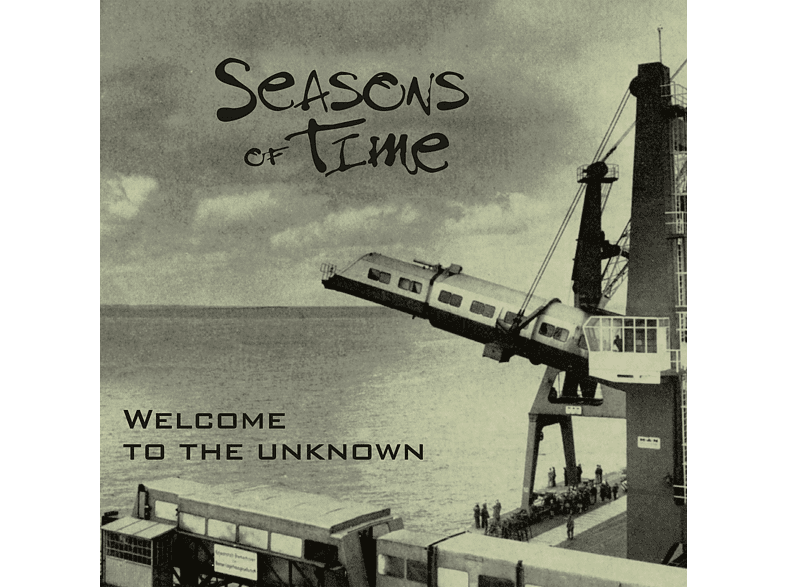 Seasons Of Time - Welcome To The Unkonwn [CD]