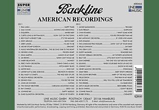 VARIOUS - Backline Vol.466  - (CD)