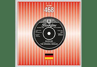 VARIOUS - Backline Vol.468  - (CD + Merchandising)