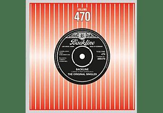 VARIOUS - Backline Vol.470  - (CD)