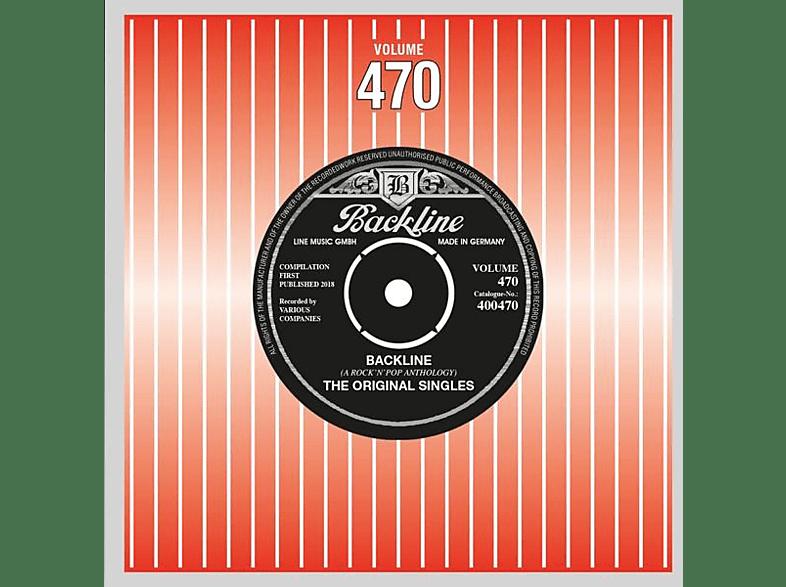 VARIOUS - Backline Vol.470 [CD]