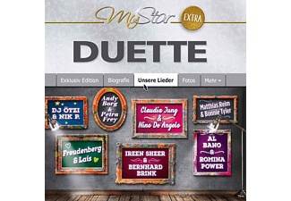 VARIOUS - My Star-Extra (Duette)  - (CD)