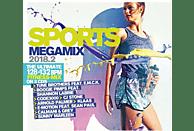 VARIOUS - Sports Megamix 2018.2 Your Workout Favourites [CD]