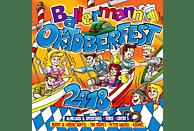 VARIOUS - Ballermann Oktoberfest 2018 [CD]