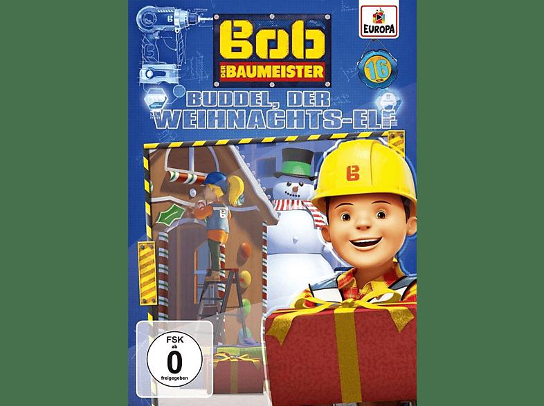 Bob der Baumeister - 16: Buddel, der Weihnachts-Elf [DVD]