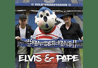 Elvis & Pape - Fan Der Fans (Digipak)  - (CD)