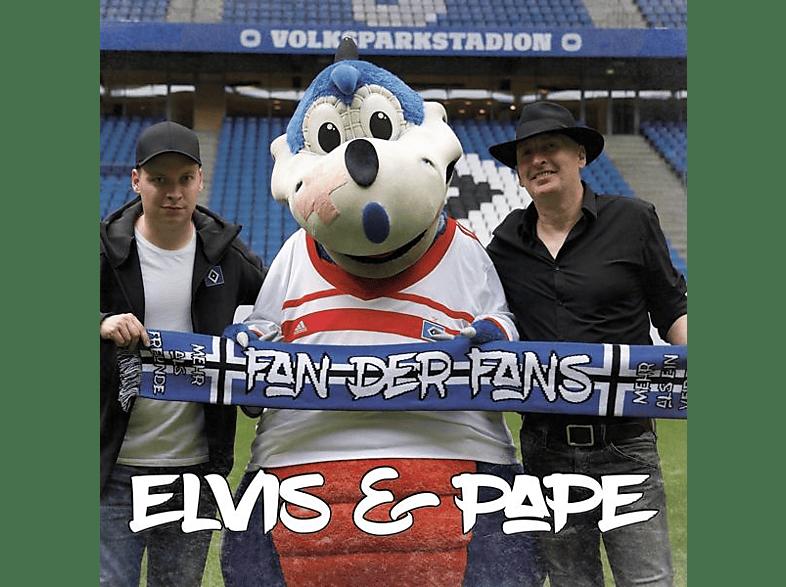 Elvis & Pape - Fan Der Fans (Digipak) [CD]