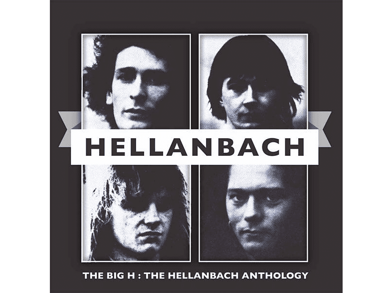 Hellanbach - The Big H: The Hellenbach Anthology (2LP) [Vinyl]