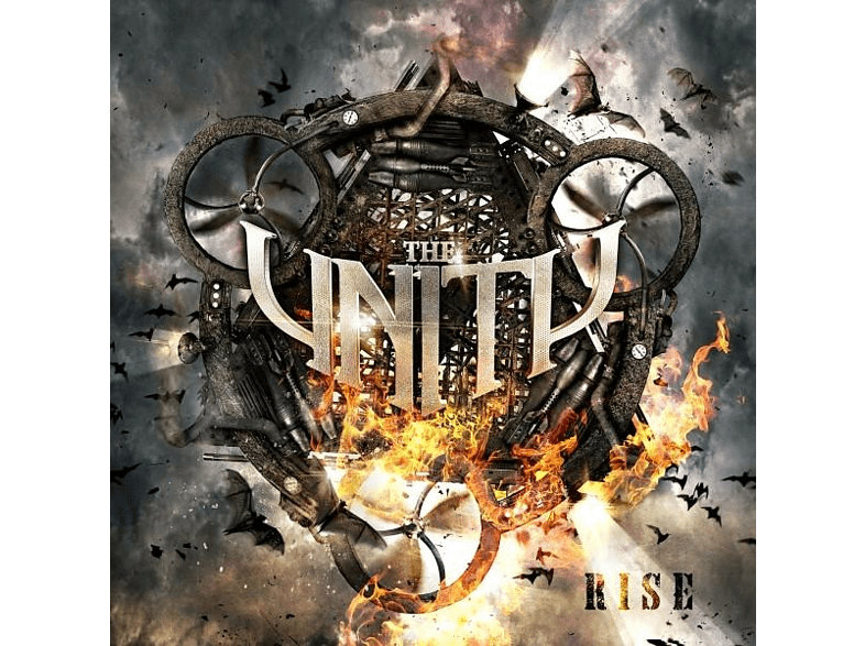 Unity! - Rise (Coloured Edition) [LP + Bonus-CD]