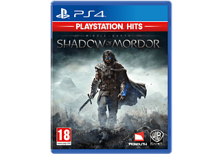Middle-Earth: Shadow of Mordor NL/FR PS4