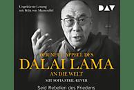 Sofia Dalai Lama,  Stril-rever - Der neue Appell des Dalai Lama an die Welt. Seid Rebellen des Friedens - (CD)