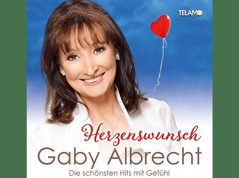 Gaby Albrecht - Herzenswunsch (Die schönsten Hits mit Gefühl) [CD]