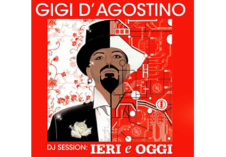 Gigi D'Agostino - DJ Session: leri E Oggi Mix  - (CD)