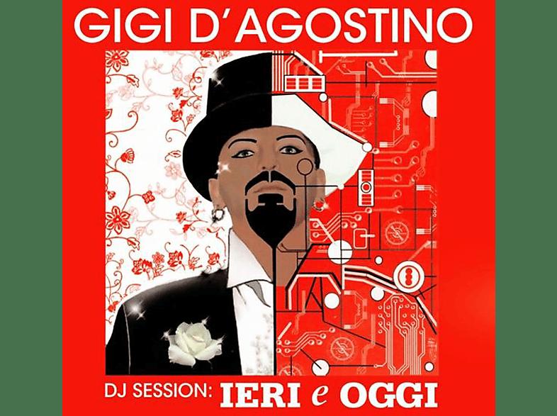 Gigi D'Agostino - DJ Session: leri E Oggi Mix [CD]