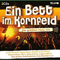 VARIOUS - Ein Bett Im Kornfeld-Die Größten Party Hits [CD]