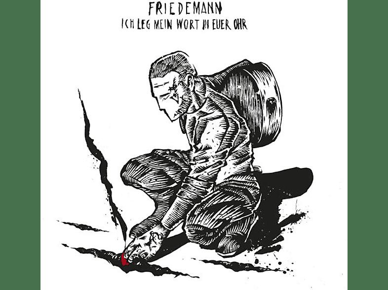 Friedemann - Ich Leg Mein Wort In Euer Ohr (Deluxe Mediabook) [CD]