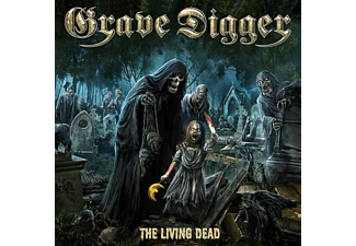 Grave Digger - The Living Dead  - (CD)