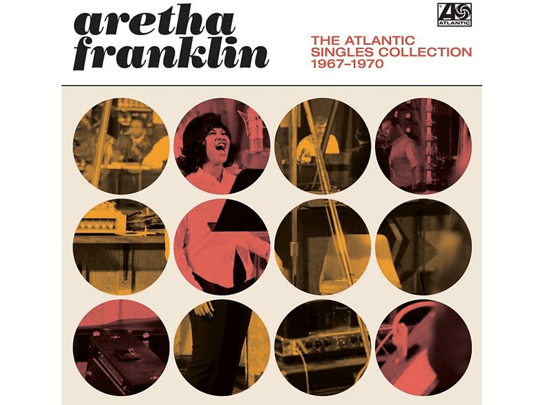 Aretha Franklin - The Atlantic Singles Collection 1967-1970 [Vinyl]