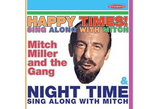 Mitch Miller - Happy Times! Sing Along With Mitch/Night Time Si - (CD)