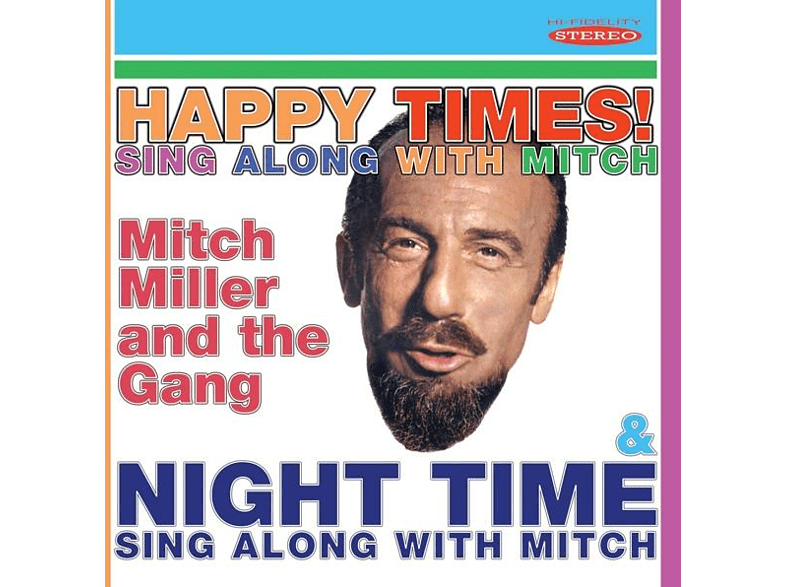 Mitch Miller - Happy Times! Sing Along With Mitch/Night Time Si [CD]