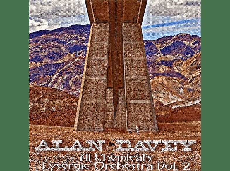 Alan Davey - Al Chemical's Lysergic Orchestra Vol.2 [CD]