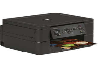 BROTHER Tinten-Multifunktionsdrucker DCP-J572DW