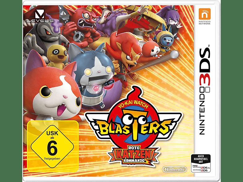 YO-KAI WATCH BLASTERS: Rote-Katzen-Kommando [Nintendo 3DS]
