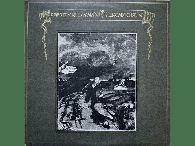 John & Beverley Martyn - THE ROAD TO RUIN [Vinyl]