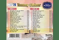 Tommy Steiner - SEINE GRÖSSTEN ERFOLGE [CD]
