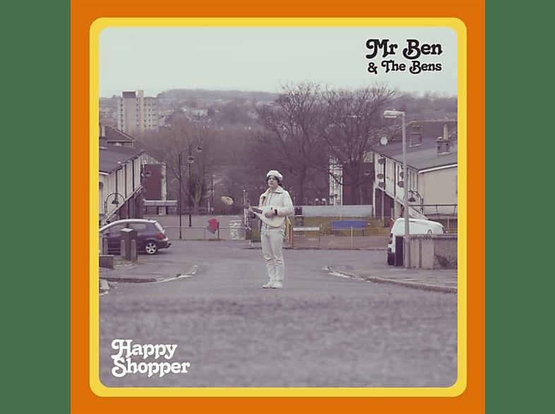 Mr Ben & The Bens - The Happy Shopper EP [Vinyl]