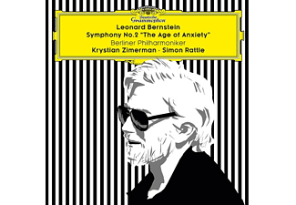 "Berliner Philarmoniker, Zimerman Krystian - Bernstein: Sinfonie 2 ""The Age Of Anxiety"" - (CD)"