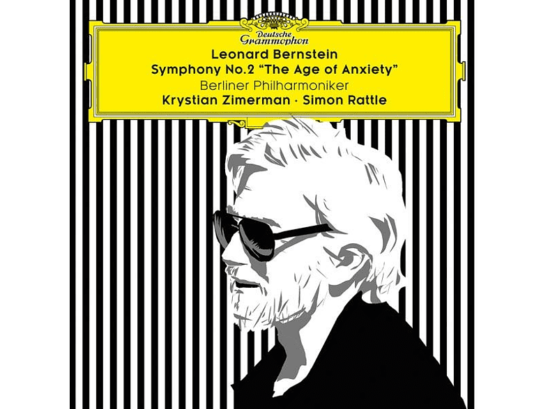 "Zimerman Krystian - Bernstein: Sinfonie 2 ""The Age Of Anxiety"" [Vinyl]"