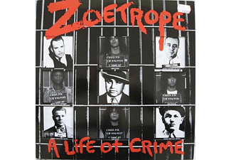 Zoetrope - A Life Of Crime (Black Vinyl) - (Vinyl)