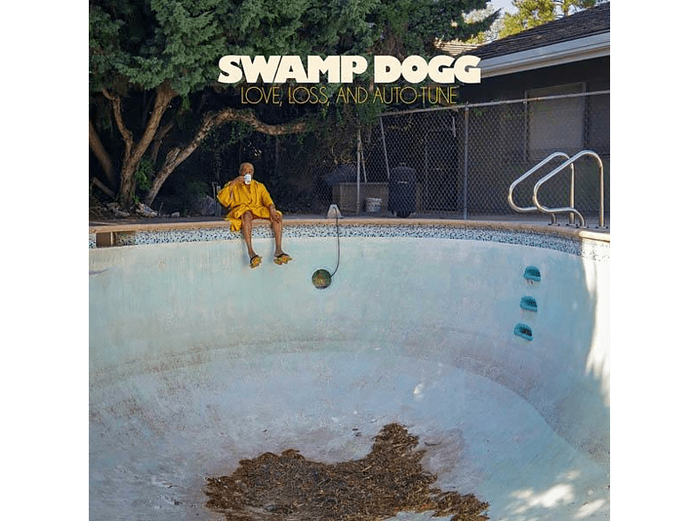 Swamp Dogg - Love,Loneliness And Auto Tune [LP + Download]