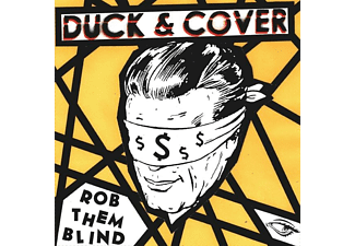 Duck & Cover - Rob Them Blind - (CD)