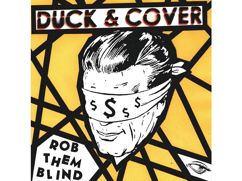 Duck & Cover - Rob Them Blind [CD]