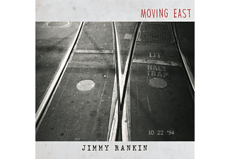 Jimmy Rankin - Moving East  - (CD)