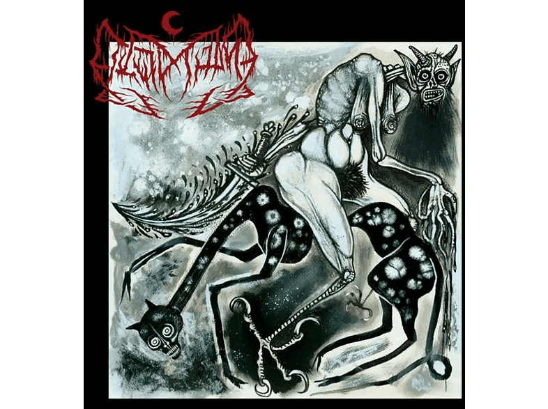 Leviathan - Tentacles Of Whorrer [Vinyl]
