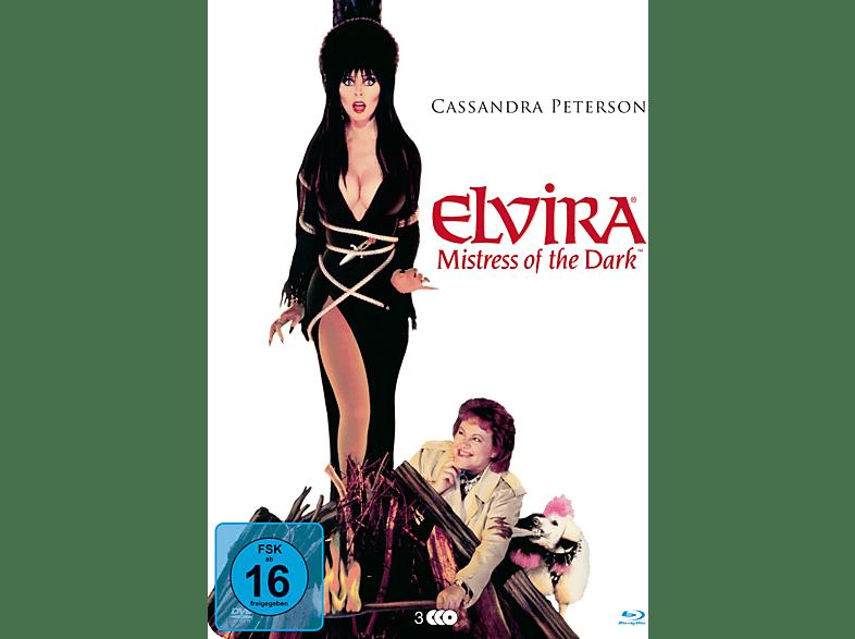 Elvira - Herrscherin der Dunkelheit [Blu-ray + DVD]