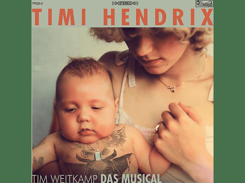 Timi Hendrix - Tim Weitkamp Das Musical [CD]