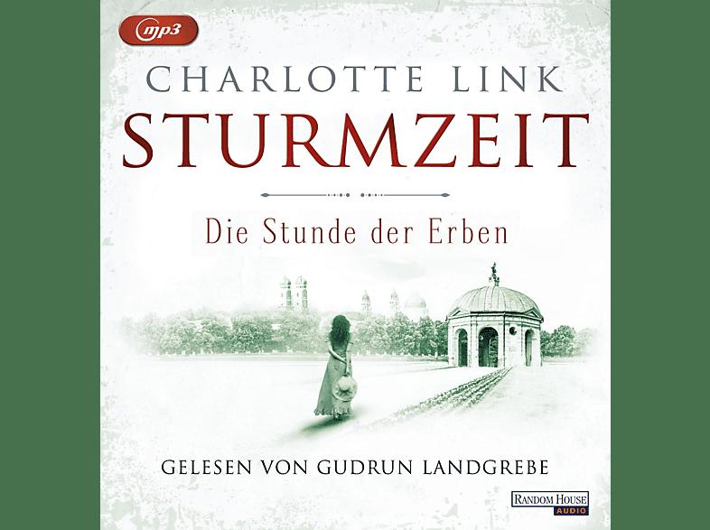 Gudrun Landgrebe - Die Stunde der Erben - Die Sturmzeittrilogie (3) - (MP3-CD)