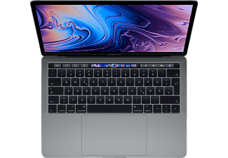 APPLE MacBook Pro MR9Q2D/A-139407 mit französischer Tastatur, Notebook mit 13,3 Zoll Display, Core i5 Prozessor, 1 TB SSD, Intel® Iris™ Plus-Grafik 655, Space Grau