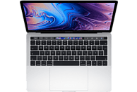 APPLE MacBook Pro MR9U2D/A-139539 mit internationaler Tastatur, Notebook mit 13.3 Zoll Display, Core i7 Prozessor, 512 GB SSD, Intel® Iris™ Plus-Grafik 655, Silber