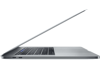 APPLE MacBook Pro MR942D/A-140151 mit französischer Tastatur, Notebook mit 15,4 Zoll Display, Core i9 Prozessor, 2 TB SSD, Radeon™ Pro 560X, Space Grau